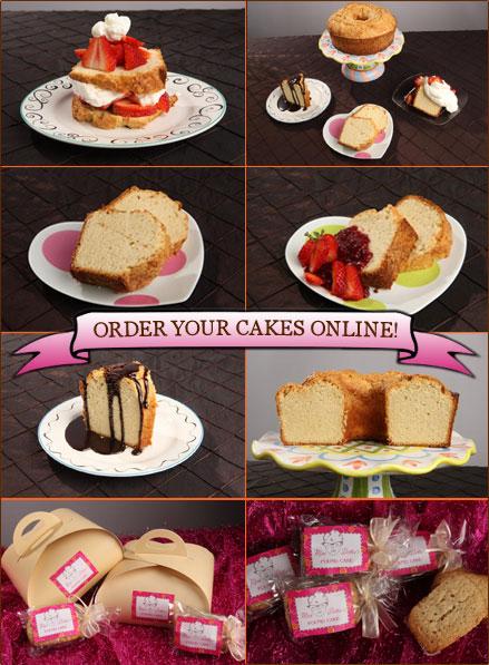 Miss Dotties Pound Cake Handmade Gourmet Order Online